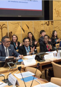 Seventy-First World Health Assembly Side Event