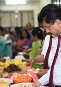 2018 | Sinhala Hindu New Year gathering at Public Health Complex