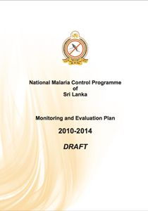 Monitoring & Evaluation Plan | 2010 - 2014